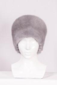Изображение Шляпа цельно-меховая из меха норки м.515