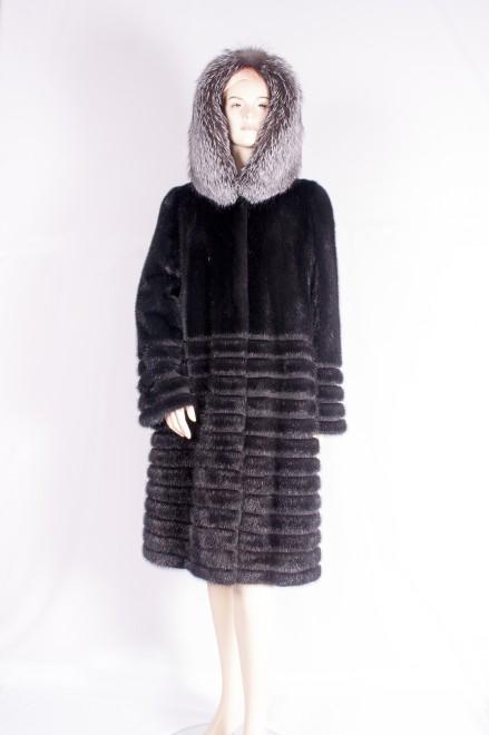 Пальто из норки (модель 601А)
