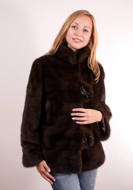 Куртка из меха норки (модель 776)