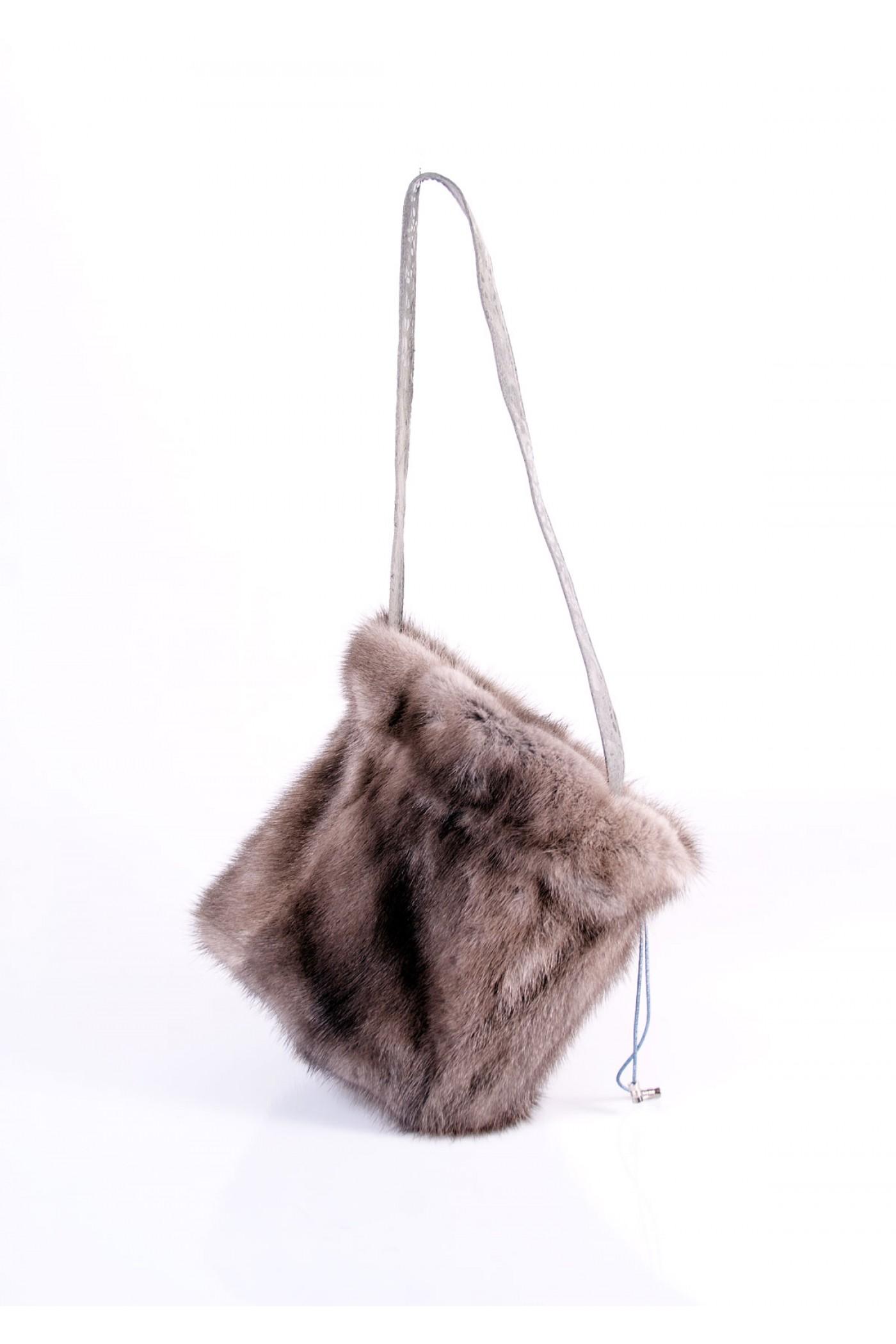 Как сшить сумку из норки своими руками