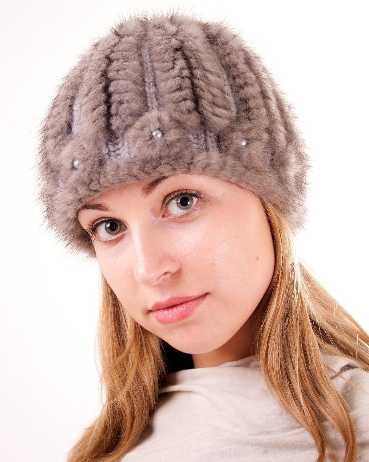 Как связать шапку из меха ВЯЗАНЫЙ МЕХ Pinterest Меха, Мех