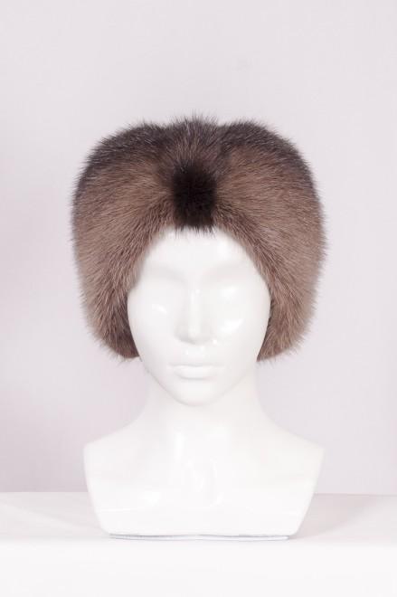 Шляпа цельно-меховая из меха норки ( модель 524 )