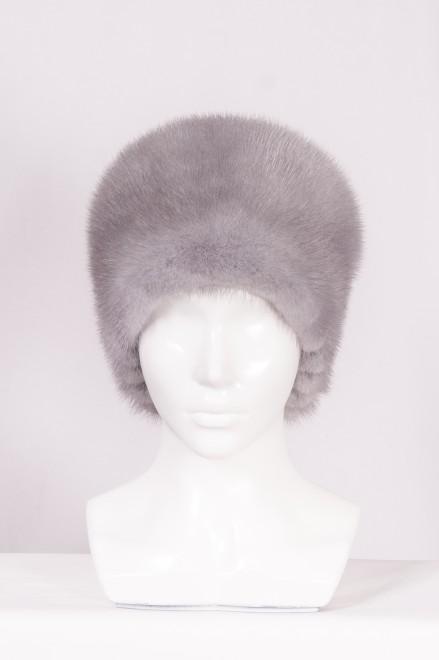 Шляпа цельно-меховая из меха норки ( модель 515 )